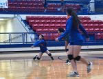 Bonham 8th grade volleyball results at Midway Blue