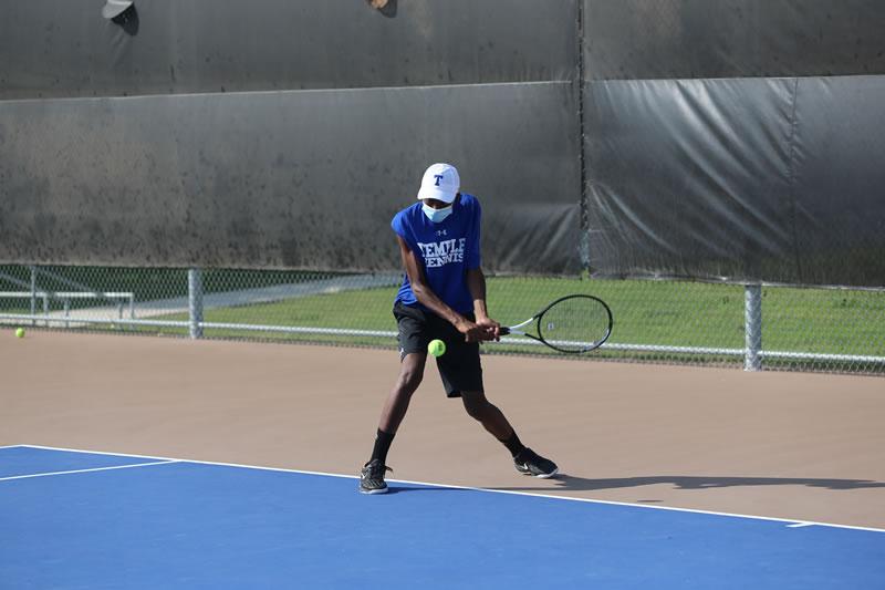 Wildcat Tennis vs. Vanguard