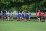 JV Girls Cross Country at the Waco Invitational