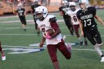 Lamar 8th grade football splits with Travis