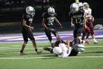 Travis 8th grade football results vs. Lamar