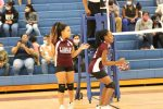 Lamar 7th Grade A Volleyball vs. Midway Blue