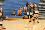 Lamar 8th Grade A Volleyball vs. Midway Blue