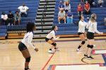 Freshman Blue Volleyball vs. Killeen