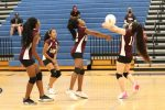 Lamar 7th Grade Volleyball results vs. Midway Blue