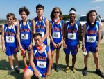 Alexander leads Bonham Boys Cross Country to McGregor Championship