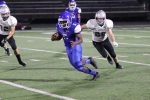 Freshman Football Blue falls to Martin
