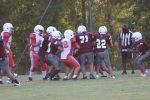 Lamar 8th Grade B Football vs. South Belton