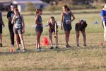 Travis Girls 7th Grade Cross Country at the District Meet