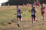Travis 7th grade girls cross country wins district championship