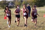 Lamar girls 7th grade cross country results from the District Meet