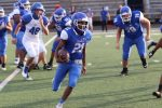 JV White Football drops district opener to Copperas Cove
