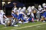 Wildcats dispose of Bulldawgs in 12-6A opener, 55-21