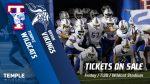 Temple vs. Bryan Ticket Information