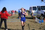 JV Girls Cross Country results from the Kiwanis Meet