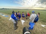 Tem-Cat Cross Country at the Midway Invitational