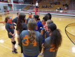 Bonham 7th grade volleyball wins two at Indian Springs