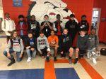 Bonham Boys Academic Honors