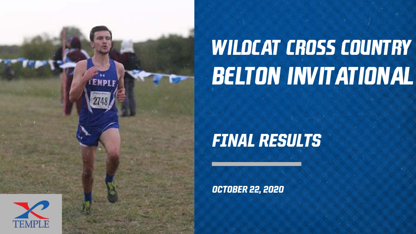 Wildcat Cross Country takes 4th at the Belton Invitational