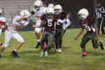 Lamar 7th grade football results vs. Belton M.S.