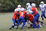 Bonham 8th Grade B Football vs. Copperas Cove