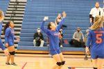 Bonham 8th Grade A Volleyball vs. Lamar