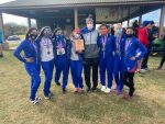 Tem-Cat Cross Country takes 2nd at the District 12-6A Championships