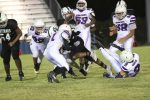 Travis 8th Grade A Football vs. Cesar Chavez