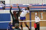 Killeen Ellison defeats Temple volleyball