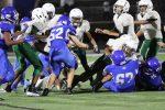 Freshman White football falls to Ellison 6-0.