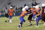 Bonham 8th Grade A Football vs. Lamar
