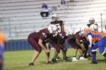 Lamar 8th Grade A Football vs. Bonham
