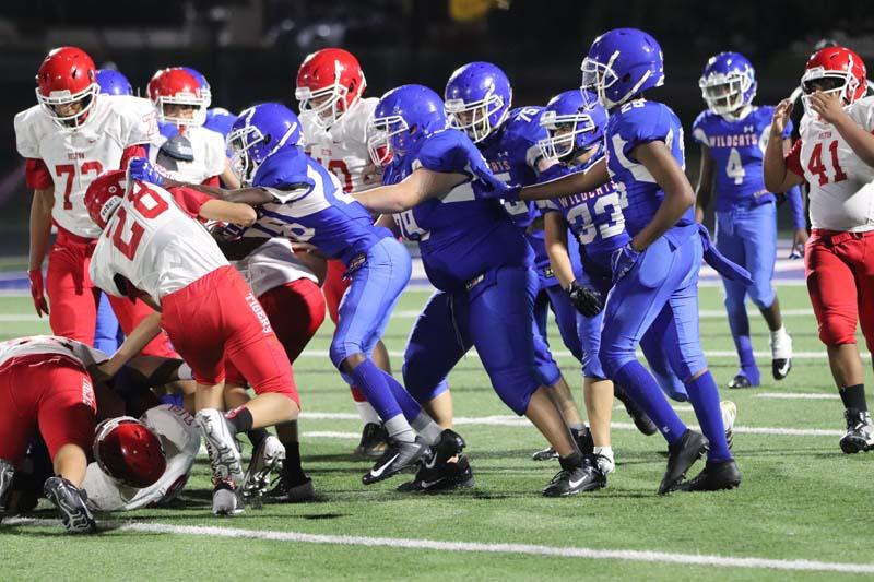 Freshman White Football vs. Belton – 2nd Half