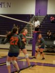 Bonham 7th grade volleyball wins two at Cesar Chavez