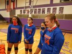 Bonham 8th grade volleyball defeats Cesar Chavez