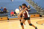 Lamar 7th grade volleyball results vs. Travis