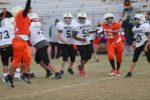 Bonham 7th Grade B Football vs. Travis