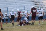 Lamar 8th Grade B Football vs. Travis