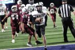Travis 8th grade football defeats Lamar for district title