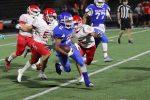 Freshman Blue Football tops Belton 42-40