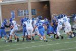 Freshman White Football vs. Copperas Cove - 1st Half