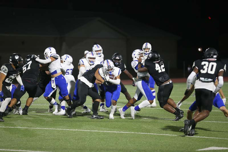 Wildcat Football vs. Killeen Shoemaker – 3rd Quarter