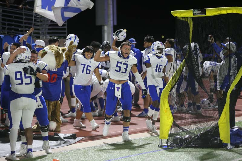Wildcat Football vs. Killeen Shoemaker – 4th Quarter and Postgame