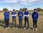 Moon leads Temple to 3rd Place finish at the Wildcat Winter Invitational