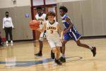 Lamar boys 7th grade basketball results vs. Copperas Cove
