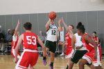 Travis Boys 8th Grade A Basketball vs. North Belton