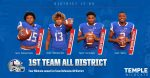Four Wildcats earn 1st Team All District Defensive Team recognition