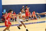 Freshman White basketball wins season opener over Belton