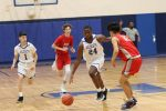 Freshman Blue basketball falls to Belton 61-58
