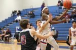 Wildcats hold off Crusaders for useful non-district victory